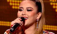La cantante Amy G contó que sus inicios fueron humildes, hasta que poco a poco logró hacerse conocida gracias a su talento.