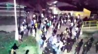 Enfrentamiento entre el pueblo Awajún y la policía