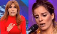 Magaly Medina se defendió de las palabras de Alejandra Baigorria