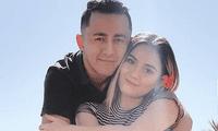 A la ex pareja de Amy G, Hansel Bernuy, no le gustó que le pregunten en redes sociales por su nueva relación con el bailarín Álvaro Peralta.