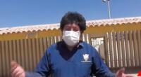 Director de Red de Salud San Román acuso a sus colegas de no ayudar a pacientes de coronavirus