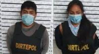 """Dictan prisión preventiva contra Jhony Joel Briceño Rodríguez (24) (a) """"Charapo"""" y Elda Yamelín Cruz Castillo (25) (a) """"La Elda"""""""