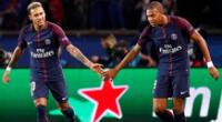 Neymar y Mbappé avanzaron a las semifinales de la Champions League.