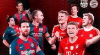 Barcelona vs. Bayern Múnich: sigue todos los detalles por El Popular.