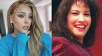 Premios Juventud 2020: Danna Paola rinde homenaje a Selena Quintanilla