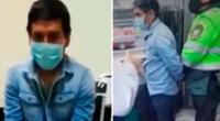 Fiscal pide prisión contra Edmundo Amao Sayas por arrojar ácido a dos mujeres