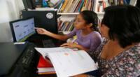 Los alumnos cuentan con el apoyo de profesores