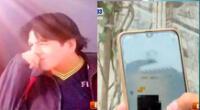 vecinos denuncian que sujeto realiza actos obscenos en la calle
