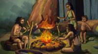 La Prehistoria abarca la vida del hombre primitivo.