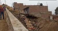 Sedapal apoyará con agua potable a damnificados de Zapallal.
