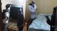 Fiscalía de Lima Sur realizó operativo en hospedajes de San Juan de Miraflores