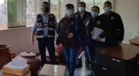 Fiscalía interviene municipalidad de Santo Domingo de los Olleros en Huarochirí