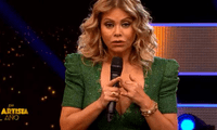 Gisela Valcárcel se pronuncia si regresará su programa.