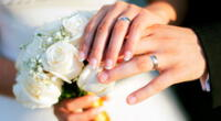 Una brasileña y un alemán se casan por videollamada