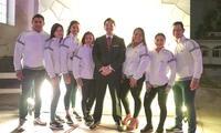 Renzo Manyari confía en la capacidad del deportista peruano