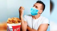 KFC elimina de su publicidad eslogan que lo acompañó durante 65 años.