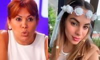 Aída Martínez realizó una reunión con los invitados a su boda, sin cumplir con el distanciamiento social ni utilizando mascarillas.