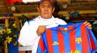 Hugo Sotil habló de la crisis por la que pasa Barcelona.