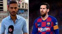 Messi al Manchester City, sueñan los hinchas ingleses.