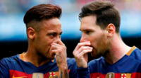 ¿Messi y Neymar al City?