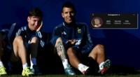 Lionel Messi y Sergio Agüero son figuras de la selección argentina.