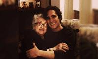 El actor de Luis Miguel: La Serie, Diego Boneta, le dio el último adiós a su abuela Pepa con un emotivo mensaje en redes sociales.