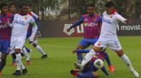 Atlético Grau y Alianza Universidad disputaron un intenso partido por la Liga 1 | Foto: @Grau_Oficial