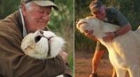 West Mathewson, de 68 años, fue atacado por sus dos leonas.