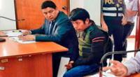 Condenan a 31 años de cárcel contra el feminicida Genner Ullilen Echavarría