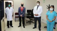 En La Libertad inauguran area de salud para personal del Poder Judicial de Natasha Alta