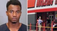 Jayvon Hatchett de 19 años eligió a su víctima al azar.