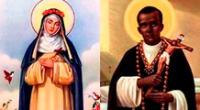 El encuentro entre Santa Rosa de Lima y San Martín de Porres