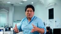 Rennán Espinoza renunció a la bancada de Somos Perú