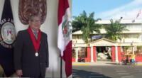 Ocma pide destitución del juez  Aristo Wilbert Mercado Arbieto por no reconocer a su hijo