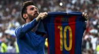 Lionel Messi aseguró que continuará en el club azulgrana.