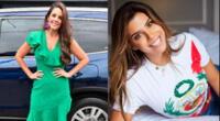 La conductora Rebeca Escribens señaló que muchas modelo utilizan filtros en sus redes sociales.
