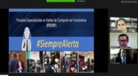 Fiscalía Anticorrupción de Lima Este capacitó a ciudadanos sobre la lucha contra la corrupción