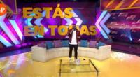 Choca Mandros será el único conductor del programa de espectáculos de América Televisión.