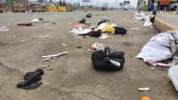 vecinos de SMP  denuncian gran cantidad de basura en las calles