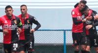Alianza Lima cae 2-0 ante Melgar.