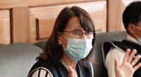 La ministra de Salud, aseguró que el Minsa continuará con el uso de la ivermectina