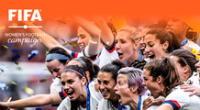 Fútbol Femenino continúa con el respaldo de FIFA.