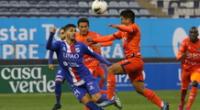 Mannucci y César Vallejo disputaron un atractivo encuentro por la Liga 1 | Foto: @LigaFutProf