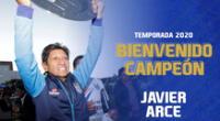 Javier Arce tendrá su segunda experiencia con Binacional.