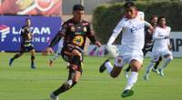 Atlético Grau y Ayacucho FC disputaron un intenso encuentro por la Liga 1 | Foto: @fc_ayacucho