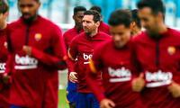 Messi anota su primer gol en la era Koeman [VIDEO]