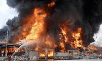 Hace cinco semanas la capital libanesa sufrió una explosión que dejó más de 2 mil heridos.