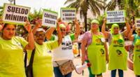 Congreso aprobó ley que reivindica derechos laborales a trabajadoras del hogar.