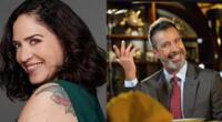 Wendy Ramos y Carlos Carlín protagonizan nueva serie