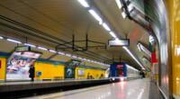 Detienen a dos menores luego de agredir a una pareja ecuatoriana en el Metro de Madrid